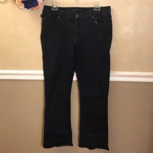 Rock & Republic Kasandra Bootcut mid-rise jeans